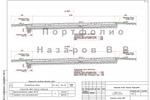 Аэродром малой авиации с Караишево Поперечные профили ВПП