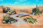 Локация - военная база