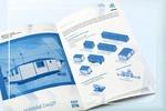 Дизайн каталога завода мобильных энергоустановок