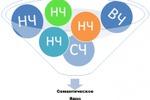 Профессиональное сем ядро