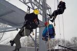 Высотные работы, пром. альпинизм