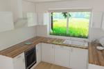 Кухня загородного дома