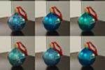 Визуализация сувенирных шаров с рекламой