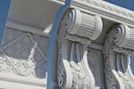 Моделирование карниза для 3Д печати и создания форм отливки
