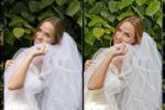 Ретушь (невеста)