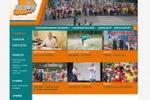 Сайт для Уральской школы Северной ходьбы