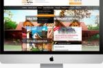 Сайт строительной компании (CMF MODX REVO)