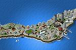 Схематичная карта