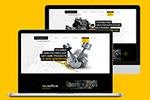 Дизайн упаковки и Lending Page для производителя автохимии