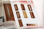 Дизайн каталога межкомнатных дверей