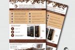 Коммерческое предложение кофейных автоматов