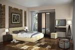 интерьер спальня 9