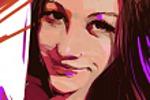 портрет девушки 1