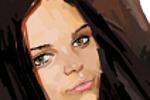 портрет девушки 3