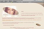 1999. Сайт службы знакомств  (самый первый - восстановлен)
