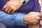 фрагмент руки