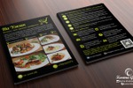 Листовка А5 для компании «На ужин»