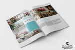 Дизайн и верстка журнала «Fata»