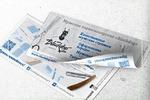 Дизайн еврофлаера для барбершопа