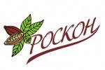 Логотип для кондитерской компании Роскон