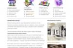 Разработка сайта для компании Shop Design
