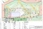 План озеленения площади верхнего паркинга ж/к Art