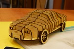 Макет Audi R8