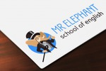 Разработка Логотипа Mr. Elephant