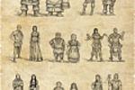Расы персонажей к одной из фентезийных РПГ