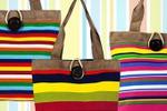 Холщевые женские сумки