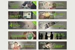 Courson banners (6)