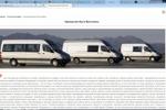 SEO текст для информационного портала: Аренда автобуса