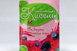 Моментальный кисель(лесные ягоды)