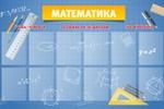 Стенд для школы_математика