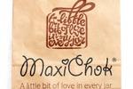 Логотип шоколада в баночках