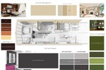 Проект мебельного павильона в ТЦ