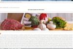 SEO текст для информационного портала: Доставка продуктов