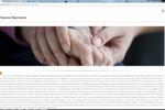 SEO текст для информационного портала: Сиделка