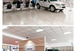 Автосалон Ssang Yong, г. Екатеринбург. Шоу-рум.