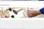SEO текст для информационного портала: Сборка мебели
