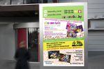 Баннер для детского развлекательного центра