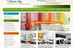 Дизайн сайта компании Shoti