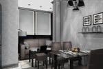 Дизайн проект 1-к квартиры г. Санкт-Петербург.Кухня-балкон