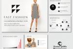 Дизайн презентации для компании «Fast Fashion»