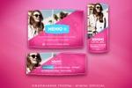 Оформление группы ВК: MIMIMI STORE - магазин стильной женской од