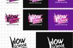 Логотип: WOW SCHOOL   Школа красоты