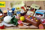 Перевод и верстка каталога деревянных игрушек для детей