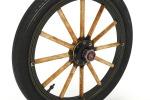 Старинное колесо
