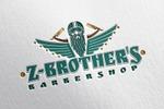 Лого Barbershop Z-brother's