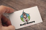 Логотип: Sushi Mammy (Доставка Суши)
